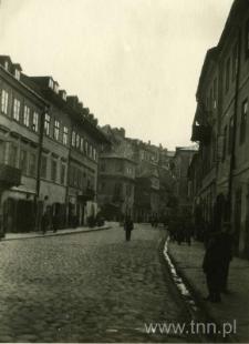Zabudowa ulicy Szerokiej w Lublinie