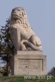 Pomnik Związków ze Lwowem