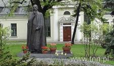 Pomnik Prymasa Wyszyńskiego