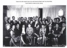 spotkanie Anny Langfus z Ziomkostwem Lubelskim w Izraelu (1963)