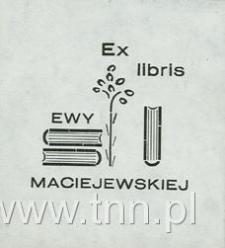 Ewy Maciejewskiej