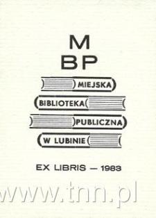 MBP Miejska Biblioteka Publiczna w Lublinie