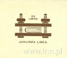Ex libris Janusza Liska