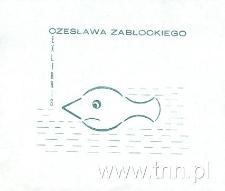 Ekslibris Czesława Zabłockiego