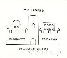 Ex Libris Mirosława Zbigniewa wojalskiego