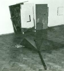 Wystawa Artura Tajbera. Galeria Biała