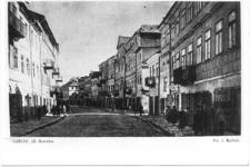 Ulica Szeroka w Lublinie