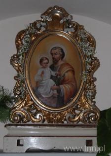 Święty Józef. Obraz