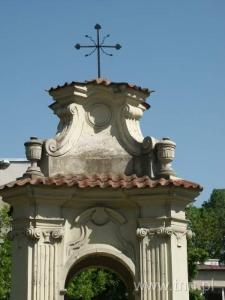 Kapliczka przy ulicy Peowiaków w Lublinie