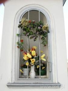 Kapliczka przy ulicy Chodźki w Lublinie