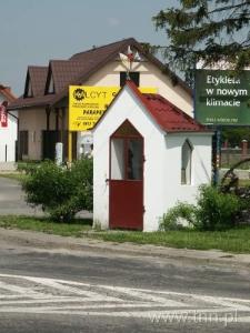 Kapliczka na skrzyżowaniu ulic Kunickiego, Abramowickiej i Głuskiej w Lublinie