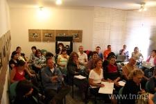 Wizyta studyjna ekspertów z Instytutu Yad Vashem