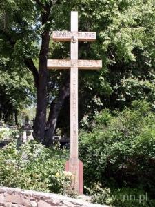 Krzyż z ulicy Kleeberga w Lublinie