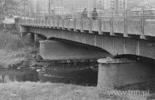Most przy alei Świerczewskiego