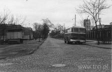 Ulica Krochmalna w Lublinie