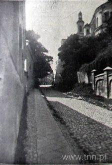 Ulica Podwale