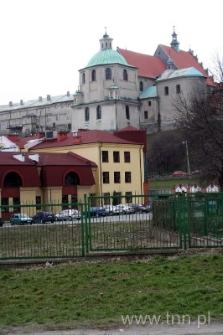 Kościół i klasztor oo. dominikanów