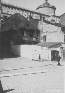 Lublin, ulica Krawiecka