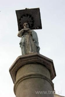 Figura Matki Bożej z ulicy Kalinowszczyzna