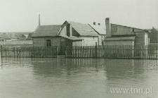 Kanał Ulgi w Lublinie, fragment zalewu. Fotografia