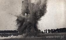 Wybuch granatu
