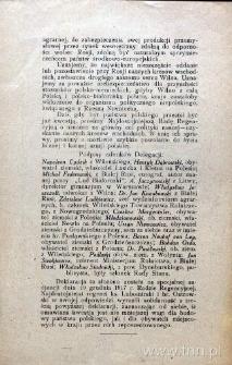 Deklaracja Polaków z polskiej i polsko-białoruskiej części Litwy