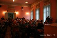 """Uczestnicy Konferencji """"90 rocznica odzyskania przez Polskę niepodległości"""""""