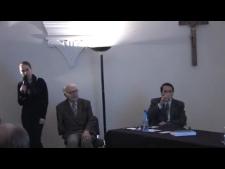 Prezentacja strony internetowej poświęconej prof. Jerzemu Kłoczkowskiemu