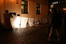 Upamiętnienie likwidacji ochronki przy ulicy Grodzkiej 11