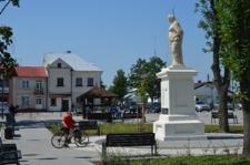 Kock, Main Market square