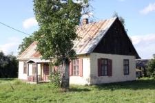Wojsławice, former school building