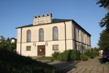 Wojsławice, synagogue