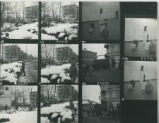 Wglądówka, 1 – 6 Zima, 7 – 10 Wystawa prac Stanisława Strzyżyńskiego