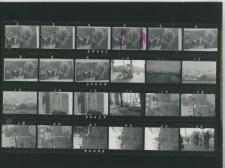 Wglądówka, 1 – 9 Reprodukcja obrazu Kazanie Piotra Skargi Jana Matejki, 10 – 24 Migawki