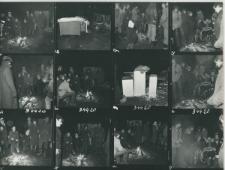 Wglądówka, 1 – 12 Koczujące rodziny po spaleniu baraku przy ul. Mełgiewskiej