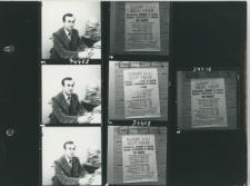 Wglądówka, 1 – 3 Mecenas Ferdynand RYMARZ, 4 – 7 Reprodukcja plakatu
