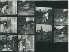 Wglądówka, 1 – 10 W przeddzień 64 rocznicy Rewolucji Październikowej złożenie wieńców u stóp Pomnika Wdzięczności i Płycie Grobu Nieznanego Żołnierza na Placu Litewskim w Lublinie
