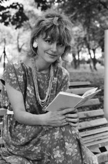 Iwona Starownik - I wice miss chełmskich wyborów Dziewczyny Lata '86