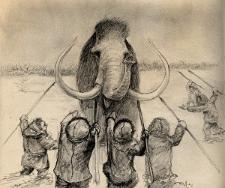 Polowanie na mamuta