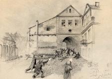 Zamach w Bramie Grodzkiej