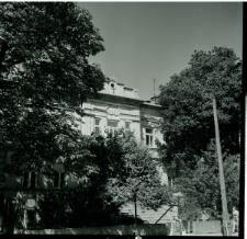 Skan Negatywu, 1 - 12 Budynek Redakcji KURIERA LUBELSKIEGO przed otrzymaniem nowej elewacji