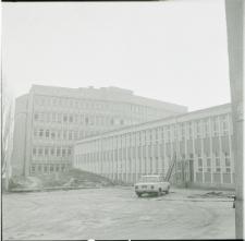 Skan Negatywu, 1 – 12 Budowa Kliniki Stomatologicznej przy ul. Klinicznej w Lublinie