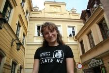 Maryna Czarna talks about her impressions of Lublin