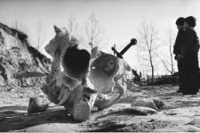 Skan Negatywu, 1 - 29 Czaszka mamuta znaleziona w kopalni piasku w Kijanach