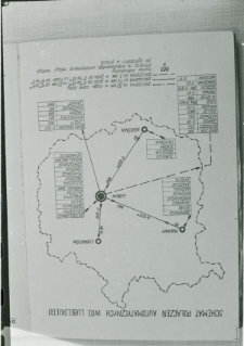Skan Negatywu, 1 – 12 Zima na Globusie. 13 – 24 90 rocznica urodzin Zygmunta Bartkiewicza artysty malarza.