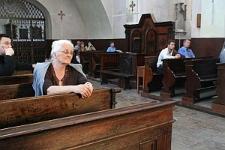 Rozmowy z Bogiem w kościele św. Ducha