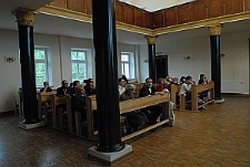 Rozmowy z Bogiem w Jeszywie w Lublinie