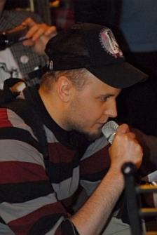 Slam poetycki - Kamil Brewiński
