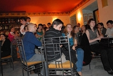 Koncert poezji śpiewanej w Kabaret Cafe