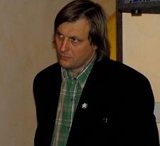 Zbyszek Kowalski na koncercie poezji śpiewanej